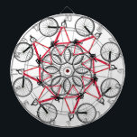 "Bicycle cycle dart board<br><div class=""desc"">It&#39;s the circle of bike</div>"