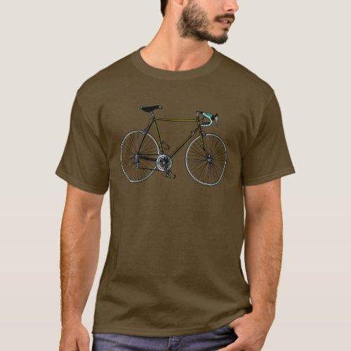 Bicycle Dark T_Shirt