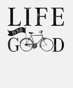 Cycling Is Good Clothing | Zazzle
