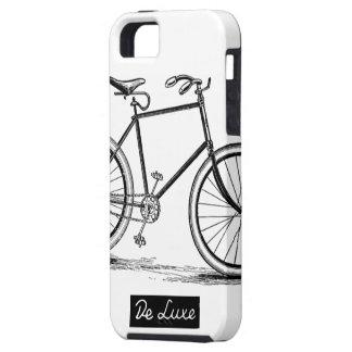 Bicycle De Luxe iPhone 5 Carcasas