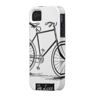 Bicycle De Luxe Vibe iPhone 4 Fundas