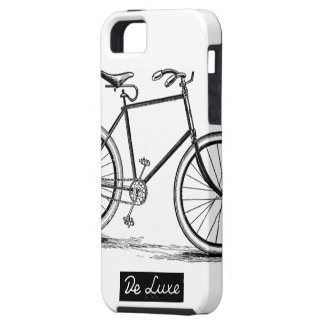 Bicycle De Luxe iPhone 5 Cover