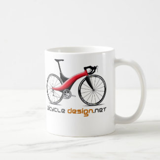 Bicycle Design coffee mug