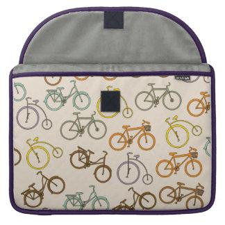 BICYCLE DESIGN FUNDAS PARA MACBOOK PRO