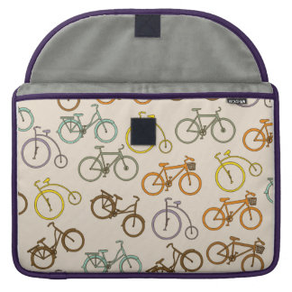 BICYCLE DESIGN FUNDA PARA MACBOOK PRO