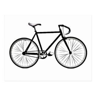 Bicycle Design Postcard
