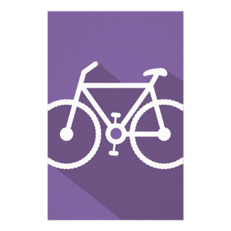 bicycle design stationery