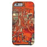 bicycle dreams collage i-phone case tough iPhone 6 case
