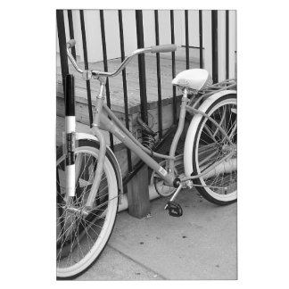 Bicycle Dry Erase Board