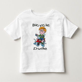Bicycle Dude T-Shirt