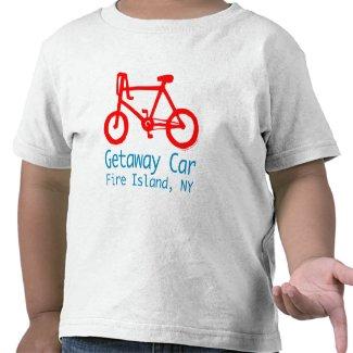 Bicycle Fire Island Tee Shirt