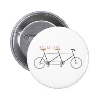 Bicycle for Two Pin