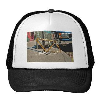 Bicycle Frame-SOHO NYC Trucker Hat