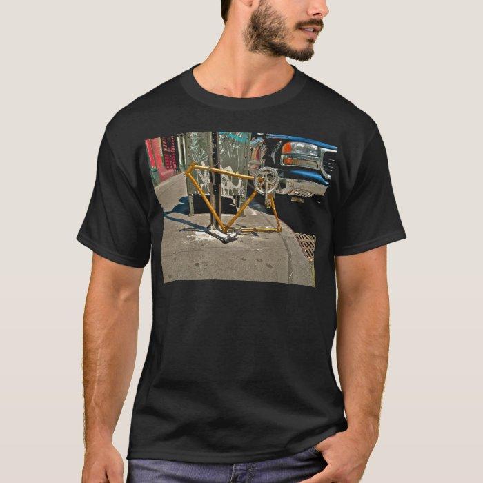 Bicycle Frame-SOHO NYC T-Shirt