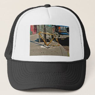 Bicycle Frame-SOHO NYC Trucker Hat