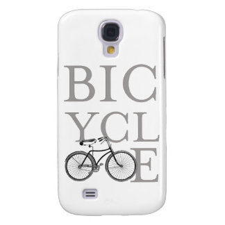 Bicycle Galaxy S4 Case