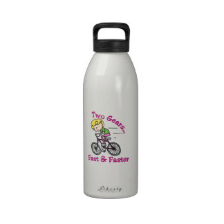 Bicycle Gears Drinking Bottle