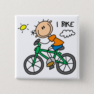 Bicycle Gift Button