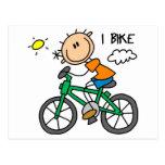 Bicycle Gift Postcard
