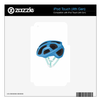 Bicycle Helmet iPod Touch 4G Skin
