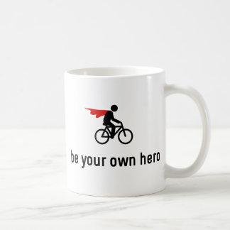 Bicycle Hero Coffee Mug