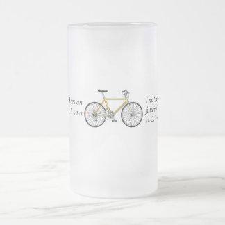 Bicycle Hope Mug