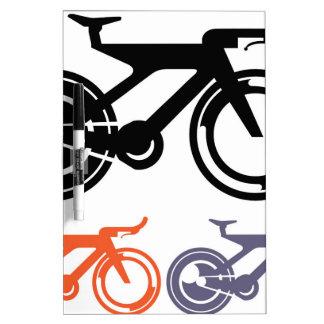 Bicycle Icon Vector Dry-Erase Board