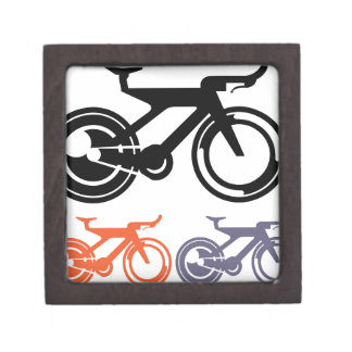Bicycle Icon Vector Gift Box