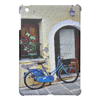Bicycle In Crete iPad Mini Cases