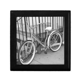Bicycle Jewelry Box