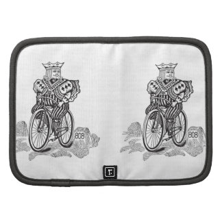 Bicycle® Joker King on a Bike Planners