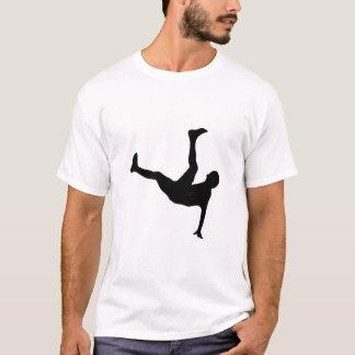Bicycle kick art T-Shirt
