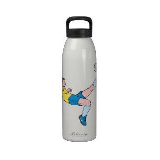 Bicycle Kick Drinking Bottle