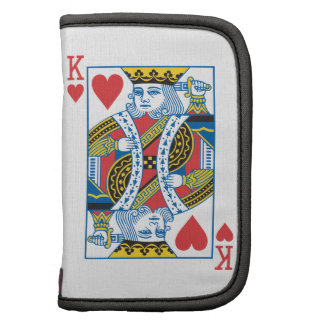 Bicycle® King of Hearts Organizers