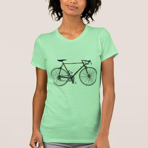 Bicycle Ladies Petite T-Shirt