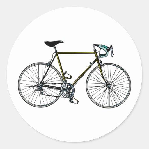 Bicycle Large Sticker