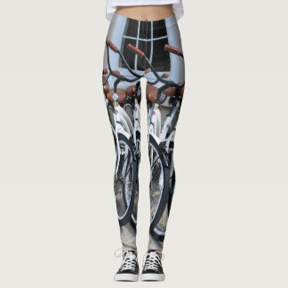 Bicycle Leggings for anyone who loves the Bike!