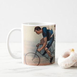 Bicycle Lithos Ad 1896 Coffee Mug