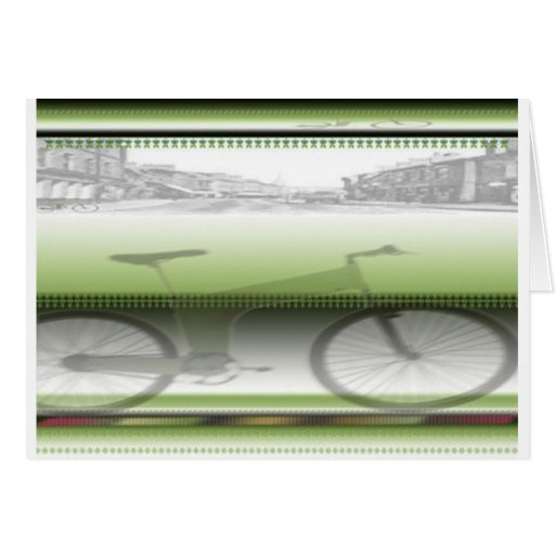 bicycle..london card