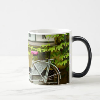 bicycle magic mug