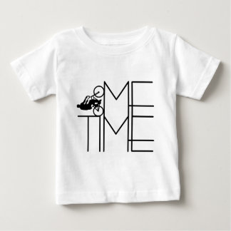Bicycle Me Time Baby T-Shirt