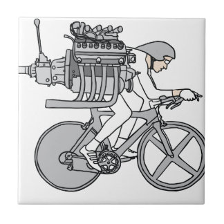 Bicycle Motoring Tile