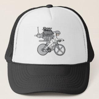 Bicycle Motoring Trucker Hat