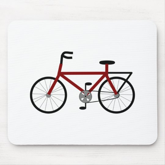 Bicycle Mouse Pad