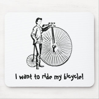 Bicycle Mousepads
