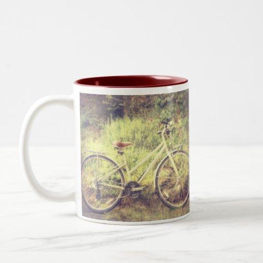 Bicycle, Mug