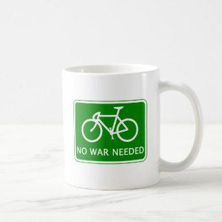 Bicycle No War Needed Products Coffee Mug