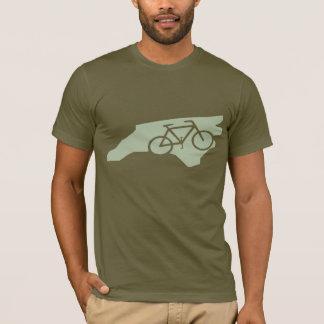 Bicycle North Carolina t-shirt