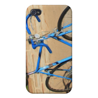 Bicycle Painting iPhone Case