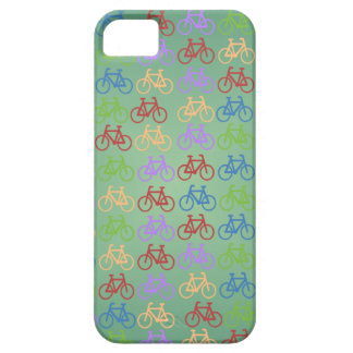 Bicycle Pattern iPhone5 Cas iPhone SE/5/5s Case